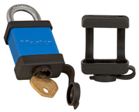 Master Lock #S101COVERS (padlock not included)