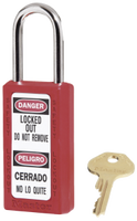 #411 Safety Padlock Keyed Alike Sets
