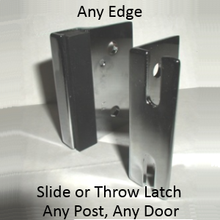 Bathroom Stall Repair Parts, Strikes & Keepers, Latches ...