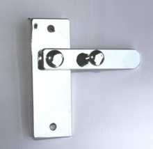 ADA Compliant Throw Latch WITHOUT Keeper