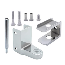 Top bathroom stall hinge replacement pack #63060