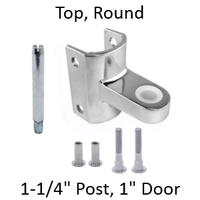 Top bathroom hinge replacement pack #63100