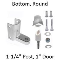 Bottom bathroom hinge replacement pack #63090