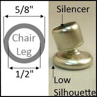 Chair Glides, Chair tips, chair feet, swivel glides, gliders