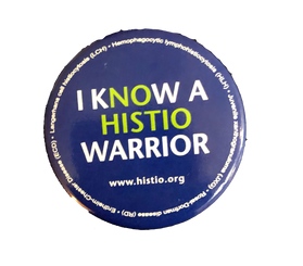 I Know a Histio Warrior Button
