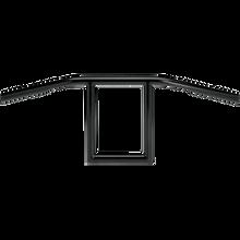 "Biltwell Inc. - Window Handlebars 1"" - Black"