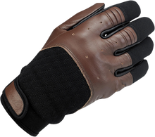 Biltwell Inc. - Bantam Gloves - Chocolate/ Black