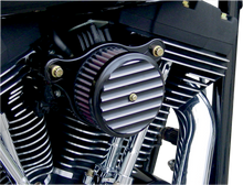Joker Machine - High-Performance Finned Black Air Cleaner fits '07-'16 XL Models