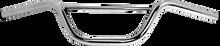 "EMGO - Skinny Scrambles 7/8"" Handlebars - Chrome"