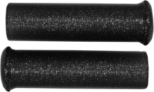 "EMGO - Star Fire Flake Grips - Black 1"""