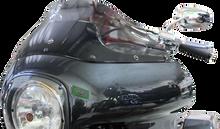 """Klock Werks - Flare Windshield - fits '84-'92 FXRP (9"""")"""