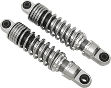 Drag Specialties - Ride-Height Adjustable Shocks - Chrome fits '04-'16 XL