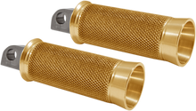 Speed Merchant - Cruiser Pegs - Gold fits all HD Models