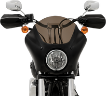 Memphis Shades - Hand Guards - Black Opaque fits '96-'17 Dyna (except '16-'17 FXDLS Dyna Low Rider) '96-14 FXST/FLST, '96-'03 XL
