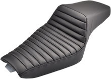 Saddlemen - Step Up Tuck and Roll Seat - fits '04-'16 Sportsters (see desc.)