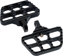 Joker Machine - Mini Serrated Floorboards - Black Anodized
