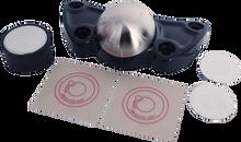 """Klock Werks - Handlebar Clamp Mount Kit - Fits '84-'16 HD Models w/ 3.5"""" Center to Center Riser"""