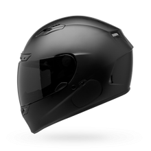 Bell Helmets - Bell Qualifier DLX  Black Out Helmet - Matte Black