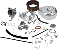 S&S - Super E Shorty Carburetor Kits - With or Without Manifold