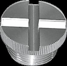 Colony - Clutch Adjusting Hole Cap - fits '71-'76 XL