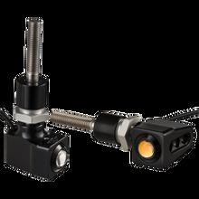 Joker Machine - Rat Eye Mirror Mount Turn Signals - Black or Chrome
