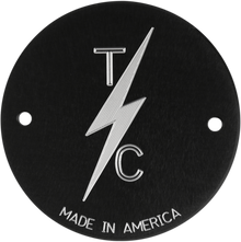 Thrashin Supply Co. - Classic Points Cover - fits Harley Evo and Twin Cam