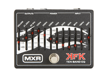 MXR KFK1 Ten Band Equalizer