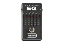 MXR 6 Band Graphic EQ M109