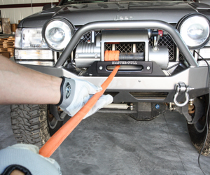How to Install a Synthetic Winch Line