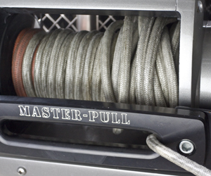 Choose the Correct Size Winch Line on