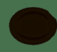 Zodiac Silver Hub Cap (R0615600), 052337068352, POL-201-3281