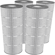 Hayward Cartridge Filter Elements 81 Square Feet, 4 Pack, CX580XREPak4 (HAY-051-7058)