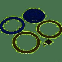 Custom Molded Vinyl Drain Kit, Dark Blue 25548-169-000 (CTM-25-9014)