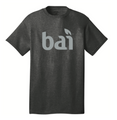 Dark Heather Grey BAI t-shirt