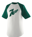 7up Baseball t-shirt