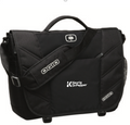 Ogio Messenger Bag with white Keurig logo