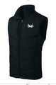 Puffy vest with BAI logo