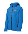Direct Blue Waterproof Jacket w/Deja Blue logo