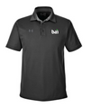 Black Under Armour Men's Tech Polo