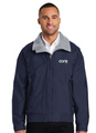 Navy Competitor Jacket with CORE  Logo