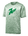7up Electric Heather Tee