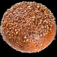 Bread - 9 Grain Boule sliced