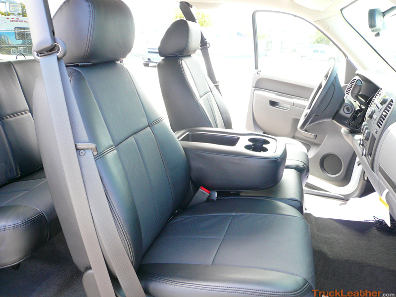 GMC Sierra Seat Covers