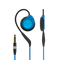 Tinnitus Bedphones Blue Side View