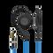 Tinnitus Bedphones Black Side View