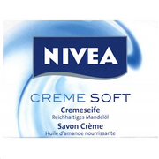 Nivea Creme Soft Bar Soap from Germany 3.5 oz