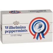Wilhelmina Travel Peppermint Box 3.5 oz