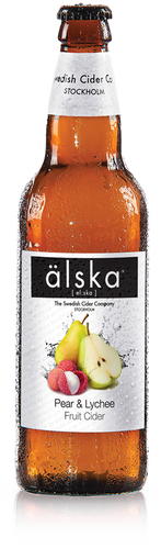 Alska Pear & Lychee Cider