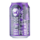 Brewdog Jet Black Heart Cans (NITRO)