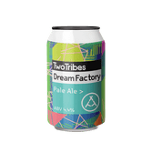 Two Tribes Dream Factory Pale Ale (24 x 330ml Cans) BBD 11/2021